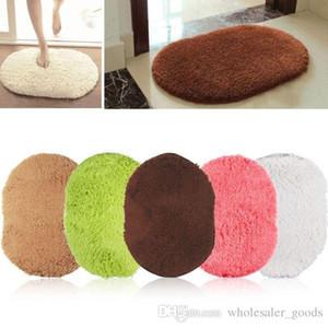 Kitchen Floor Shower Carpets Absorbent Memory Foam Bath Bathroom Mat Rug Plush Soft Memory Foam Bath Bathroom Carpets