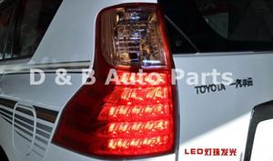 [ Бесплатная доставка ] высокое качество Led задний фонарь Led задний фонарь Led задний фонарь Led задний фонарь для Toyota Land Cruiser Prado FJ150 2011'