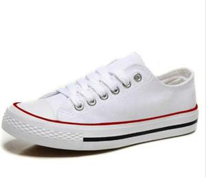 chaussure décontractée EUsize 24-46 Nouvelle marque enfants chaussures en toile de mode haute - chaussures basses garçons filles toile chaussure sport enfants chaussures hommes femmes chaussure
