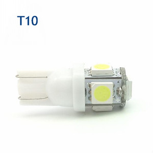 Quality W5W T10 Wedge AutoLED Lights for car turn indicator parking dome lights car bulb replacement