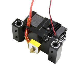 Freeshipping 1 pçs / lote Cabeça Impressora 3D Extrusora MK8 J-cabeça Bico Hotend Diâmetro de Entrada De Alimentação 1.75 Filamento Extra Bico Presente Para Anet A6