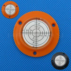 50 * 9MM Haccury الشفاه البلاستيك العالمي المستوى فقاعة المستوى مع ثقب تصاعد مستمر