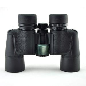 Visionking 8x40 Big Eyepiece Binoculars Telescope Telescopio Prismaticos Bak-4 de múltiples capas para observación de aves / caza / camping