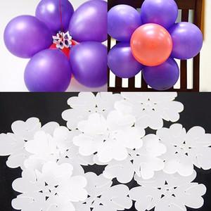 Новые 50шт/много шар печать клип мульти шар палочки шар аксессуары цветка сливы клип практические Струбцина запечатывания