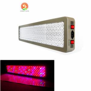 Plus récent P600 double puce Full Spectrum 600W LED Grow Light Double Chip hydroponique de légumes fleur plante pousse Lumière