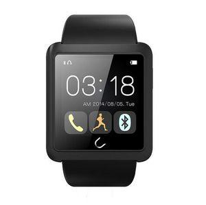 Mise à jour de Smart Watch U10L Smartwatch UWatch U10 Pro pour LG Samsung HTC Huawei Xiaomi Android Ios pour IPhone