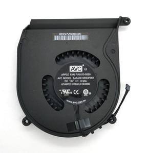 Nouveau ventilateur de refroidissement original AVC BAKA0812R2UP001 DC12V 0.50A Réf.: 610-0069 A1347 Refroidisseur pour processeur central