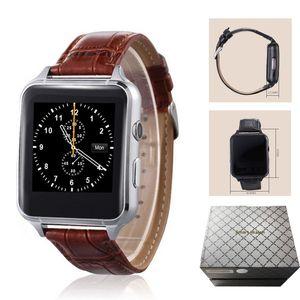 X7 Inteligente Watche Bluetooth Relógio de Pulso Smartwatchs Celular Inteligente Telefones Celulares Relógios para Android iPhone Samsung Xiaomi Suporte SIM Cartão TF