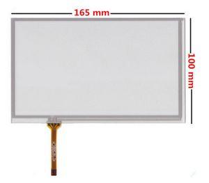 Original Neue 7 zoll touchscreen panel 165mm * 100mm digitalisierer Für Auto DVD navigation tablet