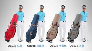 Le plus récent Femmes HOMMES mode PGM golf sac limite vente golf ball sac livraison gratuite stand pu club sac golf chariot sac