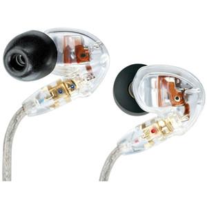 أعلى SE535 في الأذن سماعات HIFI الضوضاء الغاء سماعات يدوي سماعة مع حزمة البيع بالتجزئة LOGO برونزية الشحن المجاني