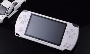 새로운 4GB 4.3 인치 PMP 핸드 헬드 게임 플레이어 MP3 MP4 MP5 플레이어 비디오 FM 카메라 휴대용 게임 콘솔 판매