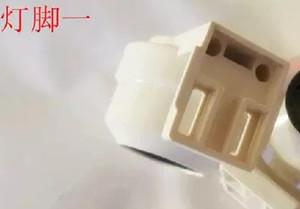 100 adet su geçirmez ip65 vida tipi T8 G13 lamba üsleri akvaryum için @ lamba tutucular, led ışık tüpü vb