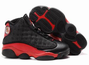 Рождественский подарок для детей New 13 Kids Basketball Shoes Дети J13s Высококачественная спортивная обувь Молодежные баскетбольные кроссовки Интернет-распродажа