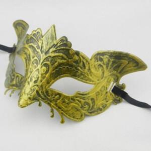 Großhandel - 2016 Super Mini süße Fuchs Maske Maske Halloween Dekoration Geburtstagsgeschenk Party Versorgung venezianische Maskerade Maske 20pcs / lot geben Verschiffen frei