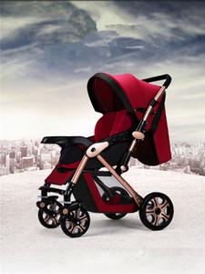 Buggies bebé do carrinho de montanha Buggy 2015 Nano Em Ruby Carrinhos Marca New Abra a caixa verde quatro rodas Key Closed Car Stroller