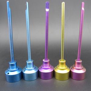 G2 Titanium Carb Cap Ferramenta Domeless Titanium Nails 10mm 14mm 18mm Para E Ferramenta De Cigarro de vidro bongs tubulação de água