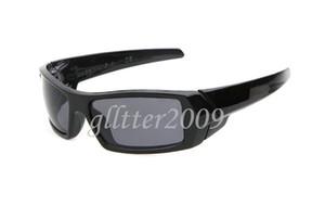 Лето классический стиль мужские солнцезащитные очки черная рамка очки Марка Велоспорт спорт открытый солнцезащитные очки 5 цветов ослепить цвет очки