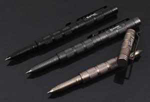 Gadget per gioco all'aperto escursioni in lega e il campeggio strumento di alluminio di aeronautica penna tattica di sopravvivenza autodifesa salvavita penna Laix B7 Tactical Pen