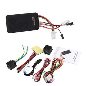 DHL 20PCS GT06 GPS SMS GPRS Rastreador de vehículos Control de localizador Alarma de seguimiento