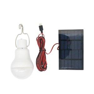 Edison2011 뜨거운 판매 가정 사용 휴대용 태양 에너지 LED 전구 램프 야외 캠프 텐트 낚시 램프 모바일 비상등