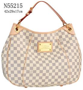 Toptan ve perakende Klasik Moda stil Kadın çanta omuz çantaları messenger çanta Bayan Kılıf çanta (seçim için 6 renkler) # 52001