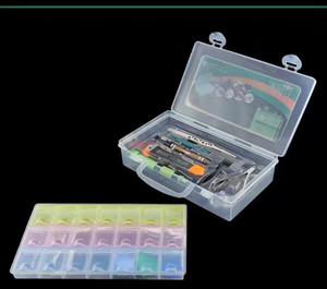 I migliori strumenti di riparazione cellulare cestello in materiale plastico leva, pinzette, selezionamento apertura, triangolo selezionamento, panno polvere, ventosa, pinze e antistatico