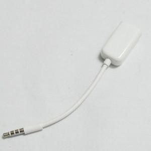 3.5mm fone de ouvido fone de ouvido masculino 1 a 2 feminino y splitter estender adaptador de cabo de áudio aux jack