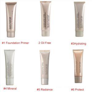 2019 Maquillage Laura Mercier Base Primer / Base hydratante / minérale / sans huile 50 ml 4 styles Maquillage pour le visage de haute qualité naturel longue durée