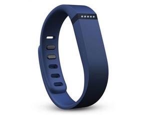 Fitbit Flex Smart Wristband Actividad inalámbrica Pulseras de sueño Smart Wristbrands 7 colores para Ios Miui Android Windows gratis S