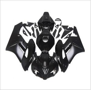 Parlak Siyah Honda CBR1000RR 2004-2005 için komple Enjeksiyon Fairing Kit ABS