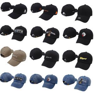 Martin Show Cap Baseball Retro Papa Hut Drake OG Benutzerdefinierte X Logo Vtg Liebe Basketball Casquette Hüte Männer Knochen Swag Caps für Männer