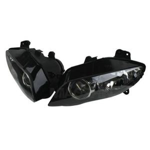 Motorrad Frontlicht Montage Scheinwerfer Kopf Licht Lampe für YAMAHA YZF R1 2004-06