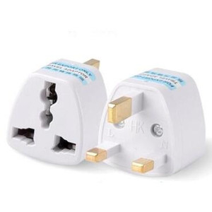 Universal Travel Power Plug Adapter US EU UK AU Standard Plug AC Power Converter Head Wall Adapters Socket Jack with Retail Box
