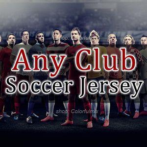Irgendein Mannschaftsfußball Jerseys 1718 Mannspielerversion camisetas de futbol utd kits Stadtfrau scherzt Jackentrainingsanzughemdfußball Jerseys