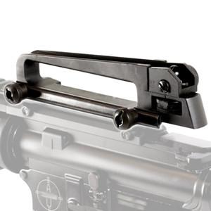 기계 후면 시력 무료 배송 전술 군사 법 집행 금속 M4 M16 AR15 분리 캐리 핸들