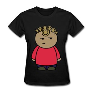 2017 Summer and Autumn Shirt For Women Cotton Funny Cute Cartoon Print T-shirts Clothing For Women and Ladies Tops T-shirts
