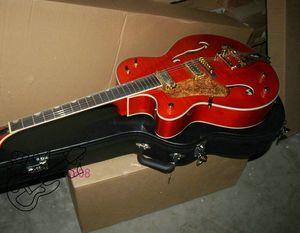 Custom Shop Left Hand Jazz Guitar Classic 6120 Chitarra elettrica Migliori strumenti musicali OEM