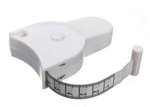 Echootime 200PCS Accurate aptidão da dieta Caliper fita de medição Corpo tape Medidas de Fitness Accurate Body Care frete grátis