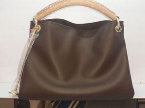 ارتسي أعلى جودة العلامة التجارية الجديدة نساء أوروبا وأمريكا سيدة الفاخرة بو حقيبة جلدية حمل حقيبة محفظة الملونين تصميم سريع