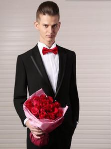 На заказ Groomsmen костюмы смокинги отворот жених смокинги высокое качество мужские костюмы свадебные костюмы смокинги (куртка + брюки)