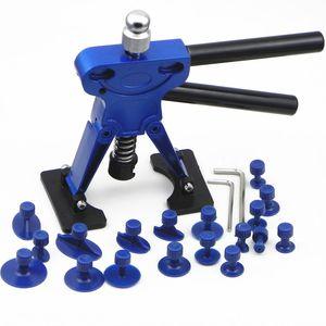Automotive supplies, car dent repair tools kits, car hail pit special repair tools device, Auto Dent Lifter Removal Auto body tools blue T03