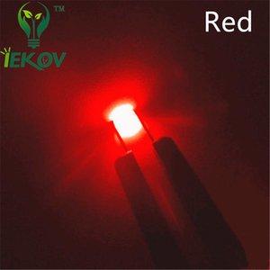 10000pcs 0603 Yüksek Kalite SMD / SMT Chip Kırmızı LED 620-630nm Bright Light Emitting Car ve oyuncaklar DIY için uygundur Diyot Ultra