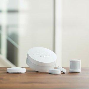 Nuevos controles Smart Home para Xiaomi Smart Home Kit Puerta de enlace de puerta Sensor Sensor de cuerpo humano Interruptor inalámbrico Juegos de dispositivos inteligentes