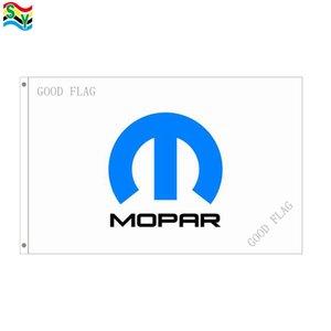 GoodFlag Бесплатная доставка Mopar флаги искусства флаги баннер 3x5 футов 90 * 150 см полиэфирные открытый флаг