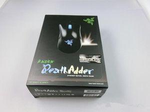 Mouse Razer DeathAdder versione OEM aggiornato Mouse da gioco 3500 dpi Nuovo mouse per giochi portatile Prezzo di fabbrica Mouse usb cablato con luce blu