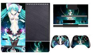 Pochette autocollant Joker 250 en vinyle pour pellicule protectrice Pour Xbox One Kinect 2 Contrôleur Skins pour autocollants peau Ps4 Peaux en 3D s Skins Xbox One