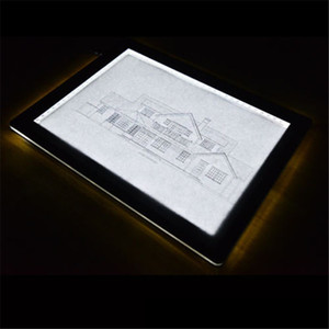 New Tattoo A4 LED Light Board Ultra Thin Tracing Surface Table Pad Tattoo Stencils Tattoo Supply Body Art