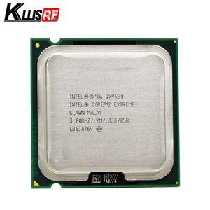 Intel Core 2 Extreme QX9650 3.0GHz 12M 1333FSB SLAN3 SLAWN LGA775 CPU Processor