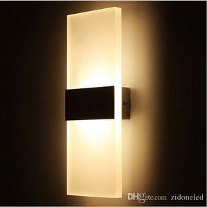 Modernas luces de pared led de 16 w para cocina, restaurante, sala de estar, lámpara de sala de baño, luz de baño, lámparas de pared para interiores